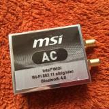 MSI Intel 7260NGW Dual Band Wireless-AC 7260 802.11ac (KCC-CRM-INT-7260HMW )