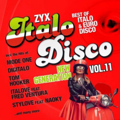 V/A - Zyx Italo Disco New.. ( 2 CD ) - Muzica Dance
