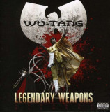 Wu-Tang Clan - Legendary Weapons ( 1 CD )