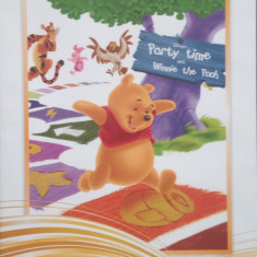 Joc PC Disney Party Time With Winnie the Pooh, Role playing, 3+