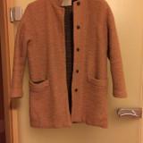 Palton oversize Zara