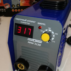 Aparat de sudura invertor ISKRA MMA 313D - Invertor sudura