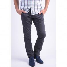 Pantaloni Bumbac Selected Three Paris Chino Phantom - Pantaloni barbati, Marime: 32, 33, 34, 36, Culoare: Negru
