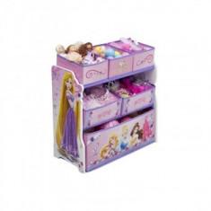 Organizator copii 3-9 Ani din lemn Disney Princess Purple