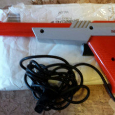 Vand pistol, zapper, 1985, NES, nintendo, ca nou, Gun