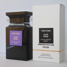 Parfum Original Tom Ford Café Rose, Eau De Parfum unisex 100 ml Tester, Apa de parfum