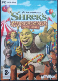Joc PC Shrek's Carnival Craze Party Games, Role playing, 3+, Activision