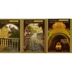 Istoria Transilvaniei - Ioan Aurel Pop (3 volume) - Istorie