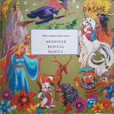NEGHINITA BUNICUL BUNICA - Barbu Stefanescu-Delavrancea (DISC VINIL) - Muzica pentru copii