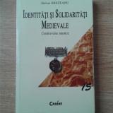 Stelian Brezeanu - Identitati si solidaritati medievale. Controverse istorice