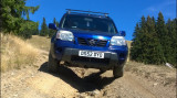 Nissan X-trail diesel,  volan dreapta, X TRAIL, Motorina/Diesel, SUV