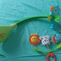 Carusel bebe FisherPrice muzical