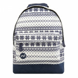 Rucsac Mi-Pac Fairisle Natural2 (100% Original) - Cod 1914