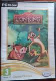 Joc PC Disney The Lion King Operation Pridelands