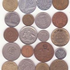 Lot 20 de monede straine, Africa
