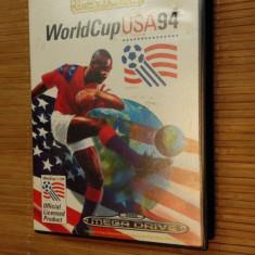 Joc Sega Vintage WorldCup USA 94, Sporturi