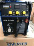 PROMOTIE Invertor de Sudura ISKRA MIG/MAG + MMA 340 A