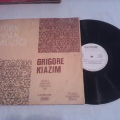 DISC VINIL LP GRIGORE KIAZIM-MUZICA POPULARA TURCEASCA RAR!!!!EPE 02236
