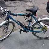 Bicicleta 26 inch - Bicicleta de oras, Numar viteze: 18