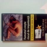 Nou!!! Pachet cu tutun sub forma de tigari Golden Stars volum 450 grame