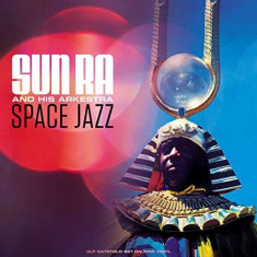 Sun Ra & His Arkestra - Space Jazz -Coloured- ( 3 VINYL ) - Muzica Jazz