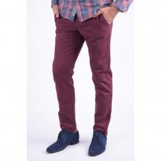Pantaloni Bumbac Jack&Jones Bolton Edward Slim Fit Visiniu