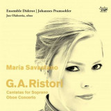 G.A. Ristori - Cantatas For Soprano/Oboe ( 1 CD )