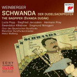 J. Weinberger - Schwanda the Bagpiper ( 2 CD )