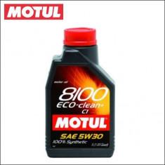 Ulei motor MOTUL 8100 ECO-CLEAN 5W30 1L cod 8100 ECO-CLEAN 5W30 1L