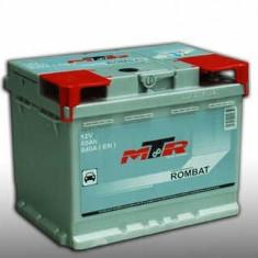 Acumulator baterie auto Rombat MTR L2 65 Ah 540A cod AC00010, 60 - 80
