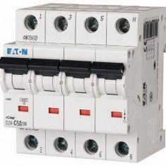 Disjunctor PL4-C50/3N 3P+N/50A/4.5KA - Tablou electric si siguranta