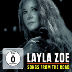 Layla Zoe - Songs From the.. ( 1 CD + 1 DVD ) - Muzica R&B