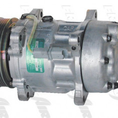 Compresor aer conditionat / clima NOU Fiat Ulysse 06.94 - 08.02 ITN cod 3 4- AC-115 - Compresoare aer conditionat auto
