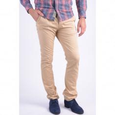 Pantaloni Bumbac Only&Sons Pase Cornstalk - Pantaloni barbati, Marime: 32, Culoare: Bej