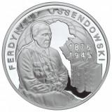 Polonia 10 zloti 2011, Proof 14.4 g argint .925, Europa