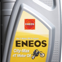 Ulei moto ENEOS City-Max 4T 10W30 1L cod E.CM10W30/1 - Ulei motor Moto
