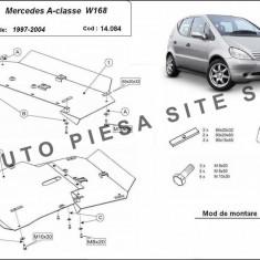 Scut metalic motor Mercedes A-Class W168 fabricat intre 1997 - 2004 cod APS-14, 084 - Scut motor auto