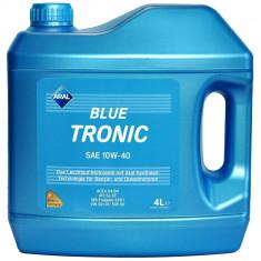 Ulei motor ARAL BLUE TRONIC 10W40 4L cod 14F737 / BLUE TRONIC 10W40 4L