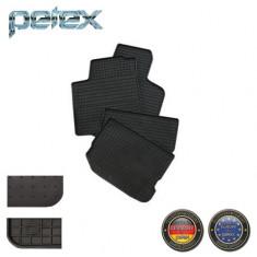 Covorase auto Audi A6 4B C5 (07.97-01.05) PETEX cod 14010PX, Cauciuc