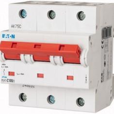 Disjunctor PLHT-C100/3 3P/100A/25KA - Tablou electric si siguranta