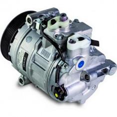 Compresor aer conditionat / clima NOU Dacia Sandero 06.08 -> ITN cod 34- AC-133 - Compresoare aer conditionat auto