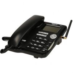Telefon FixoMobil MAXCOMM MM29D - Telefon fix cu cartela SIM compatibil DIGI Orange Vodafone Telekom