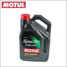 Ulei motor MOTUL SPECIFIC CNG LPG 5W40 5L cod SPECIFIC CNG/LPG 5W40 5L