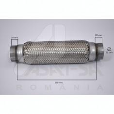 Racord tub flexibil toba esapament 50 x 250 mm ASAM cod 67917 - Racord flexibil auto
