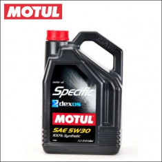 Ulei motor MOTUL SPECIFIC DEXOS2 5W30 5L cod SPECIFIC DEXOS2 5W30 5L