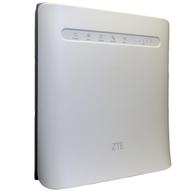 Router Modem 4G+ LTE CAT6 ZTE MF286 Decodat Compatibil Orange Cosmote Digi Vodafone Zapp TDD 2600Mhz