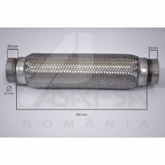 Racord tub flexibil toba esapament 55 x 300 mm ASAM cod 9855250