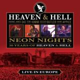 Heaven Hell Neon Night Live At Wacken (dvd)