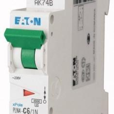 Disjunctor PLN4-C6/1N 1P+N/6A/4.5KA - Tablou electric si siguranta