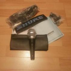 Microfon Shure Incorporated cu fir Shure PG48 profesional
